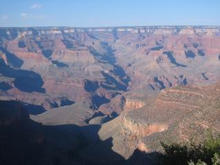 A look at the Grand Canyon from the South Rim.